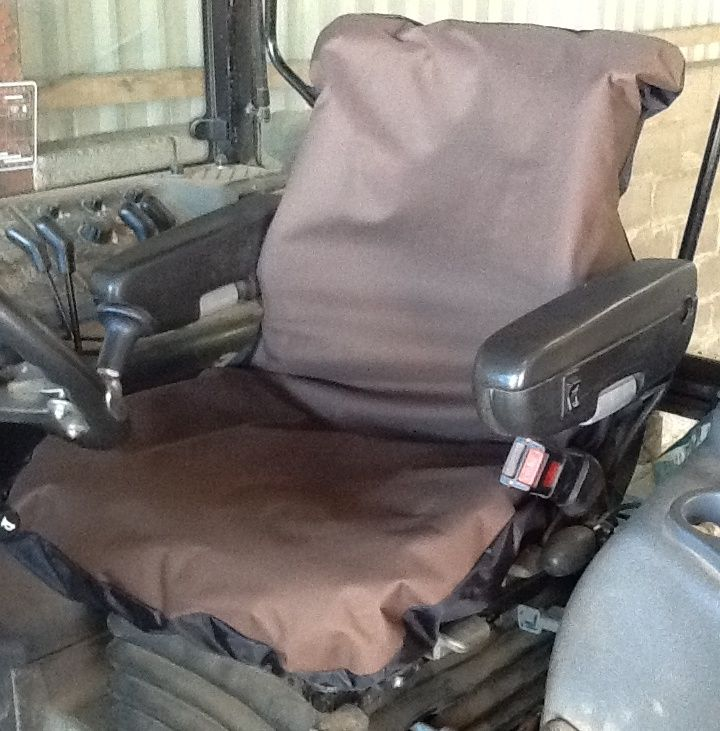 Tractor Seat Light : New holland tractor seat cover